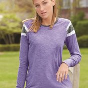3012 Women's Long Sleeve Fanatic Tee