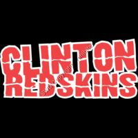127-Clinton-Redskins-Cracked Thumbnail